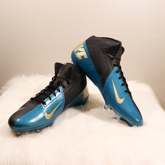 7cdec964 Nike Football Cleats - Jacksonville Jaguars NWT